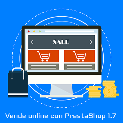 Vende tus productos en prestashop 1.7