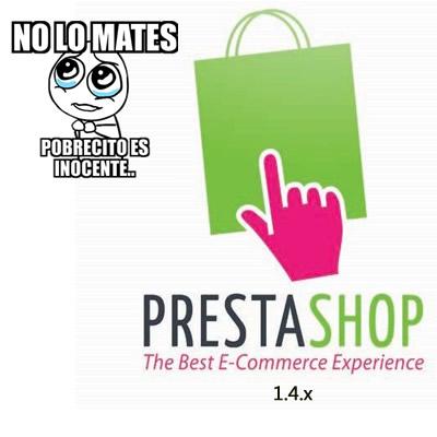 ¿Qué sucede cuando no puedes actualizar Prestashop?