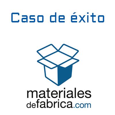 El éxito de Materiales de Fábrica gracias a Megaproduct